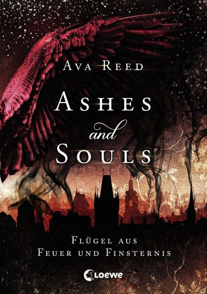 Buch-Reihe Ashes and Souls
