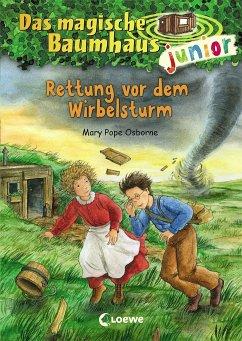 Rettung vor dem Wirbelsturm / Das magische Baumhaus junior Bd.21 - Pope Osborne, Mary