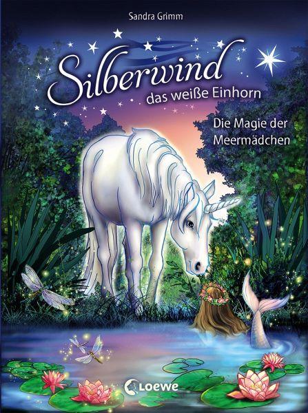 Buch-Reihe Silberwind, das weiße Einhorn