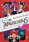 Wendel Wispers unheimliche Puppe / Die Magischen Sechs Bd.3 (eBook, ePUB)