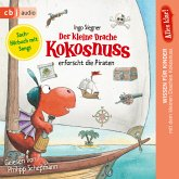 Der kleine Drache Kokosnuss erforscht die Piraten / Der kleine Drache Kokosnuss - Alles klar! Bd.4 (MP3-Download)