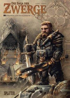 Die Saga der Zwerge. Band 1 (eBook, PDF) - Jarry, Nicolas