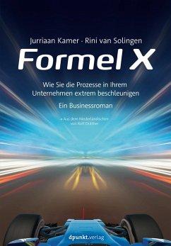 Formel X (eBook, PDF) - Kamer, Jurriaan; Solingen, Rini van