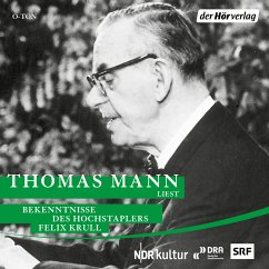 Bekenntnisse des Hochstaplers Felix Krull (MP3-Download) - Mann, Thomas