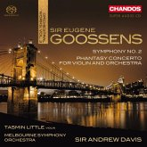 Sinfonie 2; Phantasy Concerto,Op.63