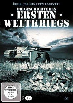 Die Geschichte des ersten Weltkriegs - 2 Disc DVD