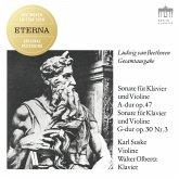 Beethoven:Sonaten Für Klavier Und Violine