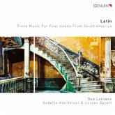 Latin-Piano Music For Four Hands From South Amer