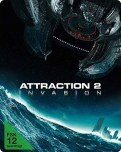 Attraction 2: Invasion Limited Steelbook