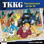 Ein Fall für TKKG - Diamantenrausch auf der A9, 1 Audio-CD
