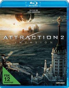 Attraction 2: Invasion Steelbook