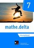 mathe.delta 7 Lehrerband Nordrhein-Westfalen