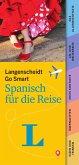 Langenscheidt Go Smart - Spanisch für die Reise. Fächer