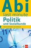 Abi last minute Politik und Sozialkunde