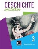 Geschichte entdecken 3 Lehrbuch Nordrhein-Westfalen NRW 3 (G9)