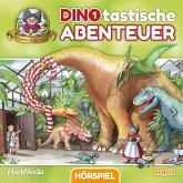 Madame Freudenreich: Dinotastische Abenteuer, MP3-CD