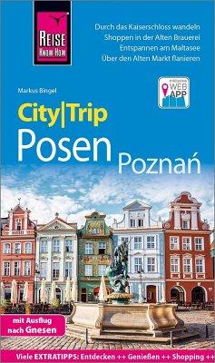 Reise Know-How CityTrip Posen / Poznan - Bingel, Markus