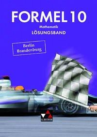 Formel 10 Lehrerband Berlin/Brandenburg