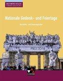 Nationale Gedenk- und Feiertage