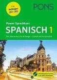 PONS Power-Sprachkurs Spanisch 1
