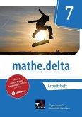 mathe.delta 7 Arbeitsheft Nordrhein-Westfalen