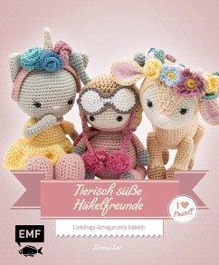 Tierisch süße Häkelfreunde - I love Pastell - Lee, Erinna