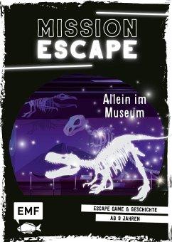 Allein im Museum / Mission: Exit Bd.6 - Varennes-Schmitt, Arnaud