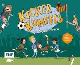 Kickerkumpels - Das Fußball-Freundebuch