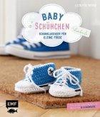 Babyschühchen häkeln - Schuhklassiker für kleine Füße