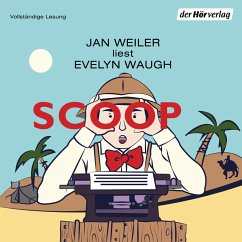 Scoop (MP3-Download) - Waugh, Evelyn