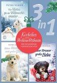 Körbchen unterm Weihnachtsbaum - drei bezaubernde Hundegeschichten (3in1) (eBook, ePUB)