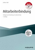 Mitarbeiterbindung - inkl. Arbeitshilfen online (eBook, ePUB)
