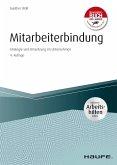 Mitarbeiterbindung - inkl. Arbeitshilfen online (eBook, PDF)