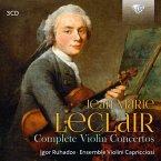 Leclair,Jean Marie:Complete Violin Concertos