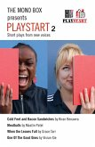 THE MONO BOX presents PLAYSTART 2 (eBook, ePUB)