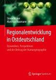Regionalentwicklung in Ostdeutschland