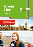 Green Line 2 G9. Workbook mit Audios Klasse 6
