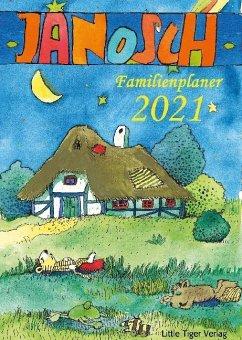 Janosch Familienplaner 2021 - Janosch
