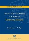 Gesetz über das Halten von Hunden Schleswig-Holstein