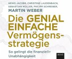 Die genial einfache Vermögensstrategie, Audio-CD