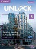 Unlock Second edition, Level 5 (C1) Reading, Writing & Critical Thinking