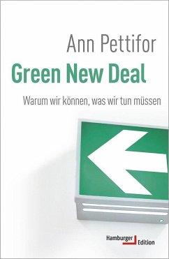 Green New Deal - Pettifor, Ann