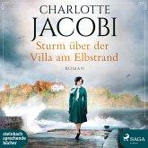 Sturm über der Villa am Elbstrand, 2 MP3-CD