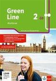 Green Line 2 G9. Workbook mit Audios und Übungssoftware Klasse 6