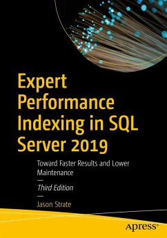 Expert Performance Indexing in SQL Server 2019 (eBook, PDF) - Strate, Jason