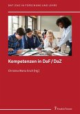 Kompetenzen in DaF/DaZ (eBook, PDF)