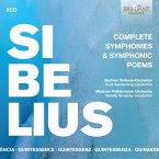 Sibelius:Complete Symphonies & Symphonic (Qu)