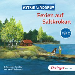Ferien auf Saltkrokan (2) (MP3-Download) - Lindgren, Astrid