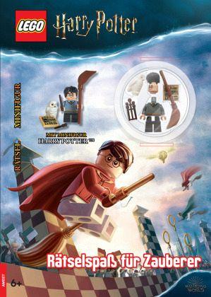 lego® harry pottertm  rätselspaß für zauberer portofrei
