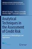 Analytical Techniques in the Assessment of Credit Risk